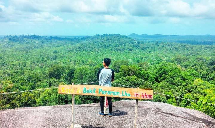 Geopark Belitong