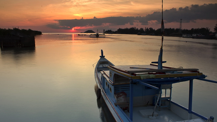 Desa Juru Seberang via flickr