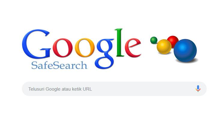 Fitur Google Safe Search
