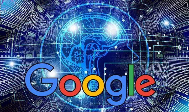 Algoritma Google Brain