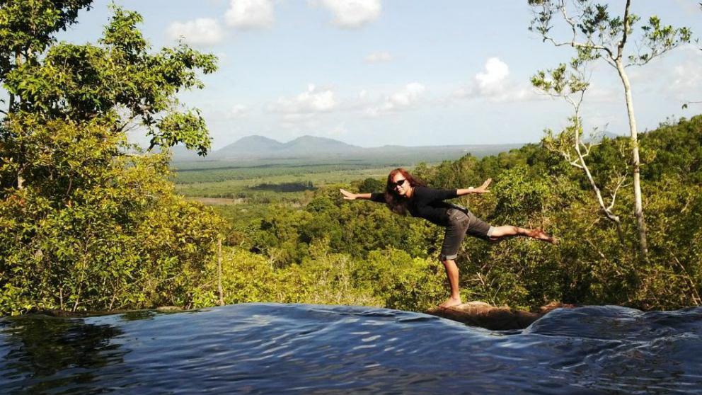 Gunung Kubing via belitungisland