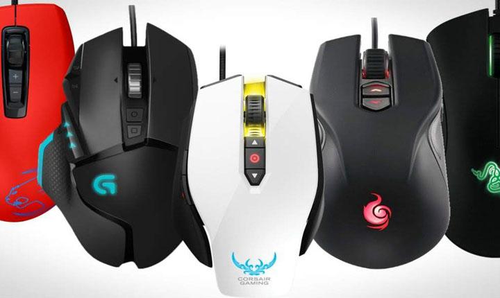 Mouse Gaming Terbaik 2018