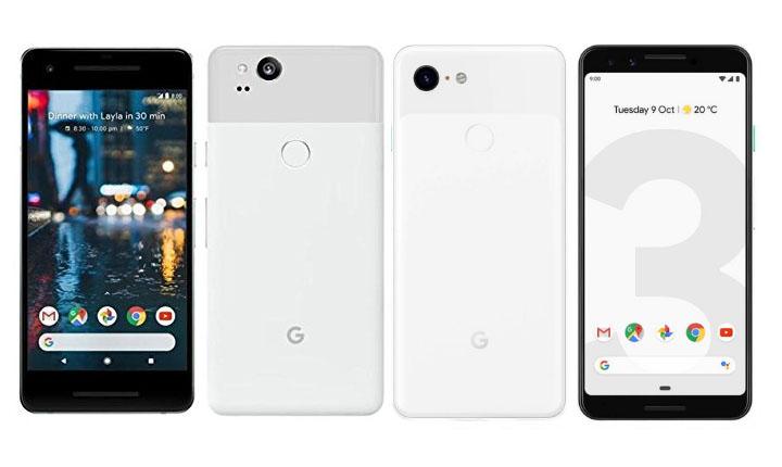 spesifikasi Google Pixel 3