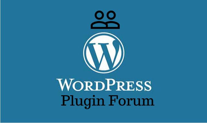 Plugin Forum terbaik wordpress