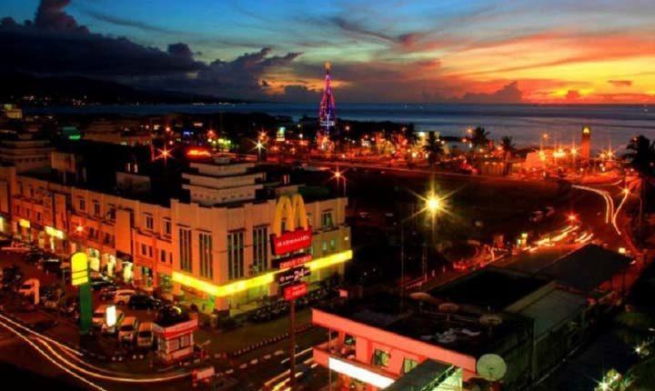 Senja Kota Manado