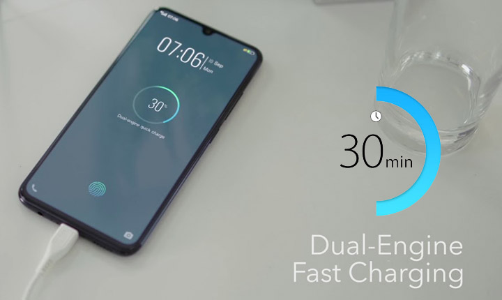 Smartphone dengan Fitur Fast Charging