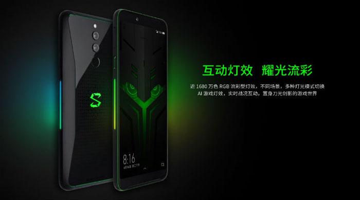 Spesifikasi Xiaomi Black Shark Helo