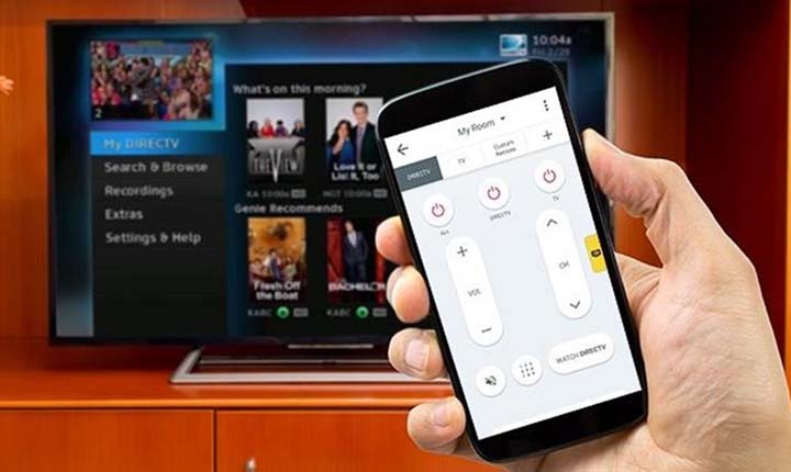 Tv menggunakan Android