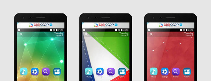 polytron smartphone