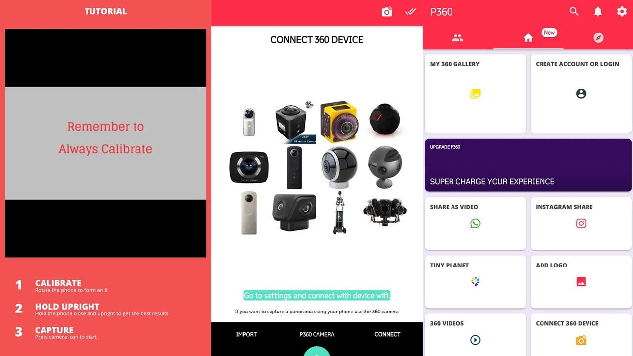 Cara Membuat Foto 360 Derajat di Semua Android