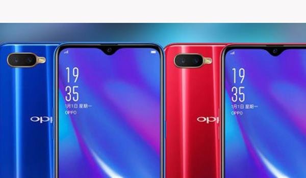Review Oppo K1
