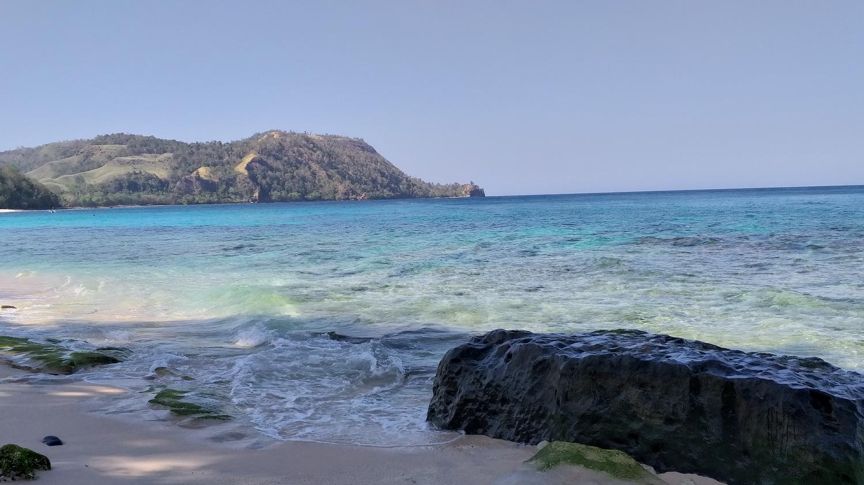 Pantai Paal via @hidayatagung_