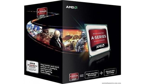AMD A10-5800K Trinity (FM2, L2 4096Kb)