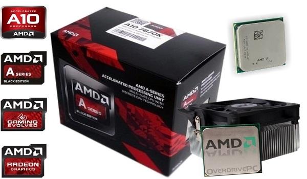 AMD A10-7850K Kaveri