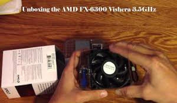 AMD FX-6300 Vishera