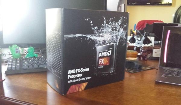 AMD FX-9590 Vishera