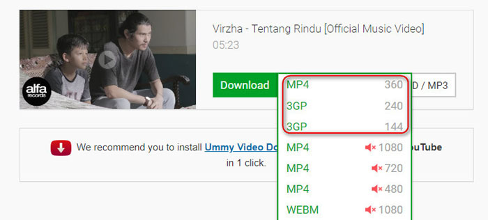 Cara Download Video Youtube PC