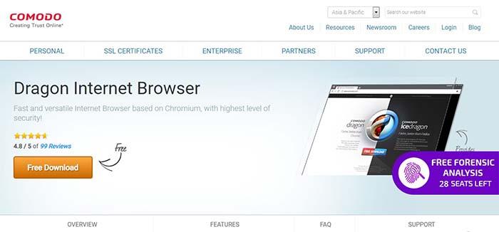 Browser Alternatif Google Chrome
