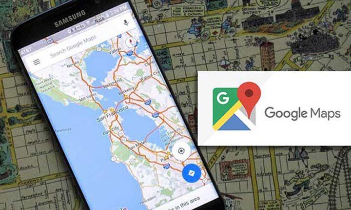 Fitur terbaru google maps