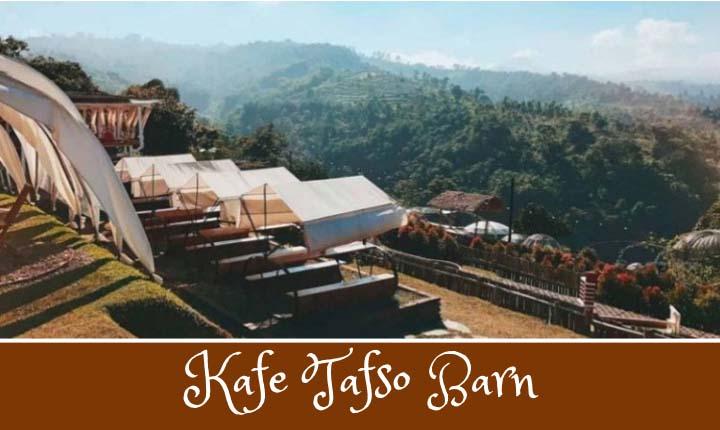 Kafe Tafso Barn