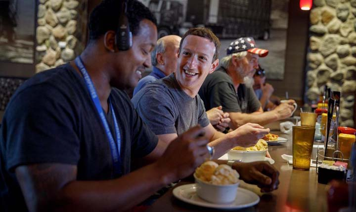 Fakta Unik Mark Zuckerberg