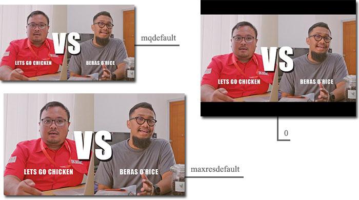 Mengunduh Gambar Thumbnail YouTube