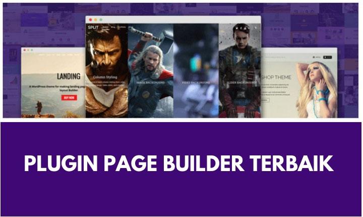 Plugin Page builder terbaik