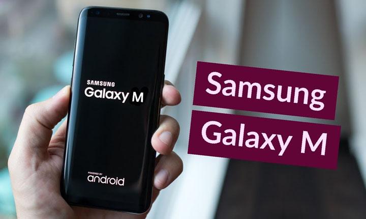 SamsungGalaxy M