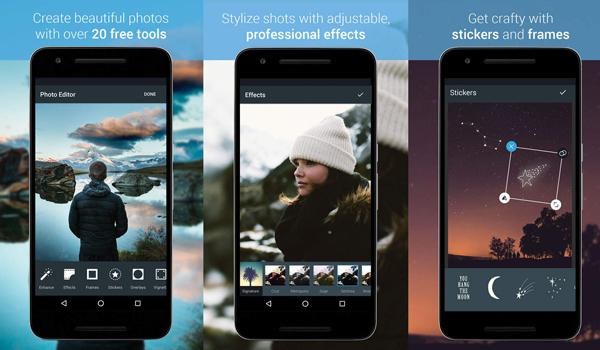 Aplikasi Edit Foto Bokeh Android