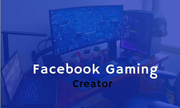 Facebook gaming creator