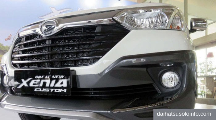Harga Great New Xenia Custom