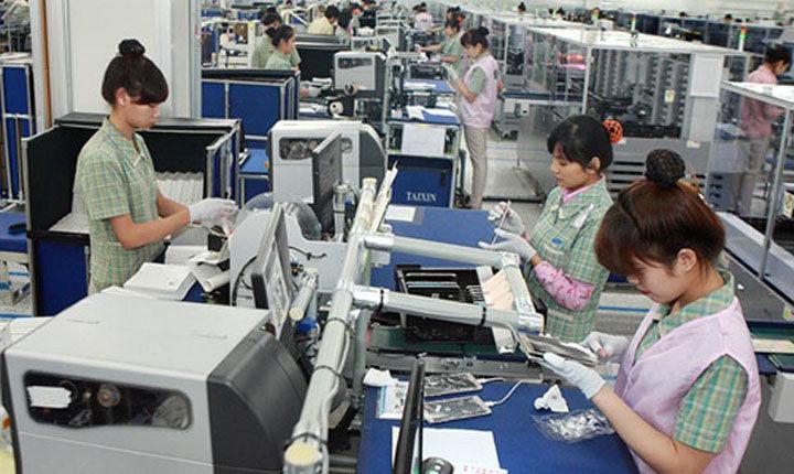 pabrik Samsung tutup