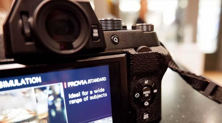 Kelebihan Fujifilm X-T100 review