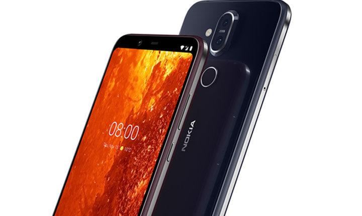 Nokia 8.1 Resmi Meluncur