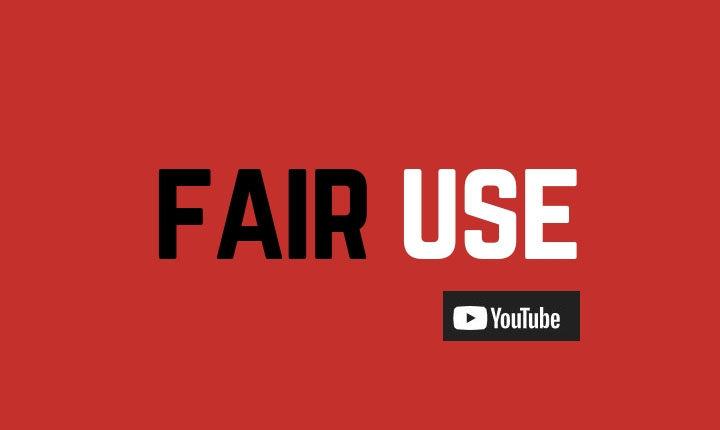 Penggunaan Wajar di Youtube