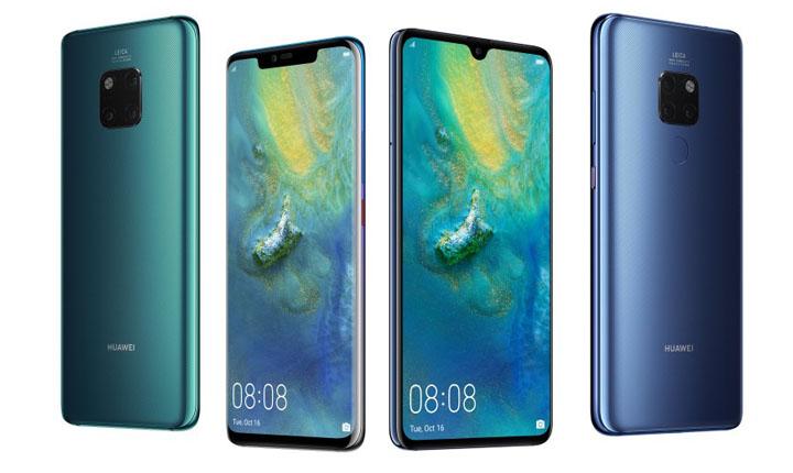 Seri Huawei Mate 20