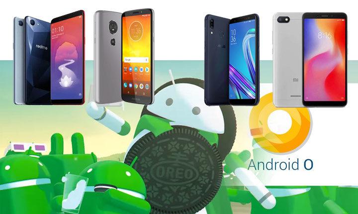 Smartphone Android Oreo Terbaik
