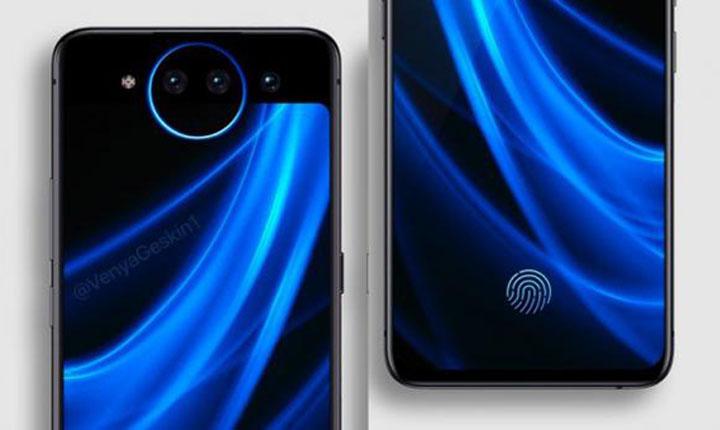 Smartphone Dua Layar Vivo Nex 2