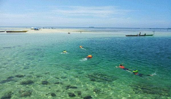 Wisata Pulau Segajah