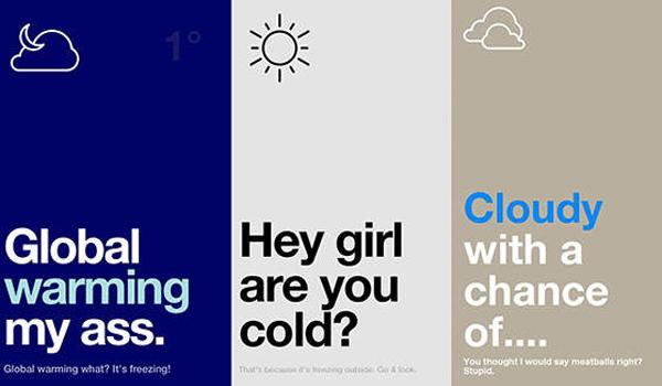 Aplikasi Cuaca Android