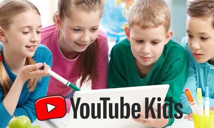 Fitur YouTube Kids