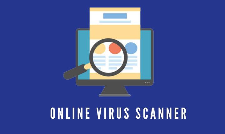virus snanner online