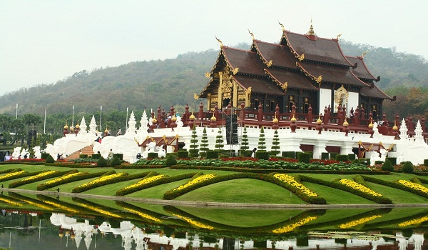 Chiand Mai: tempat wisata di Thailand