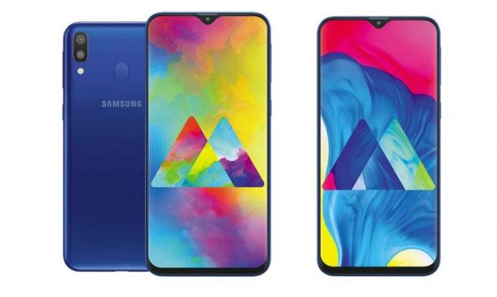Samsung Galaxy M10 dan M20