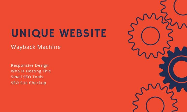 Situs Unik untuk Website