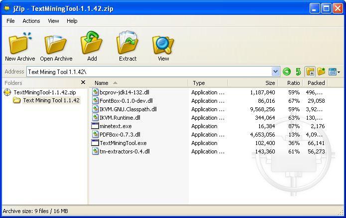 Software ZIP
