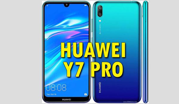 Spesifikasi Huawei Y7 Pro 2019