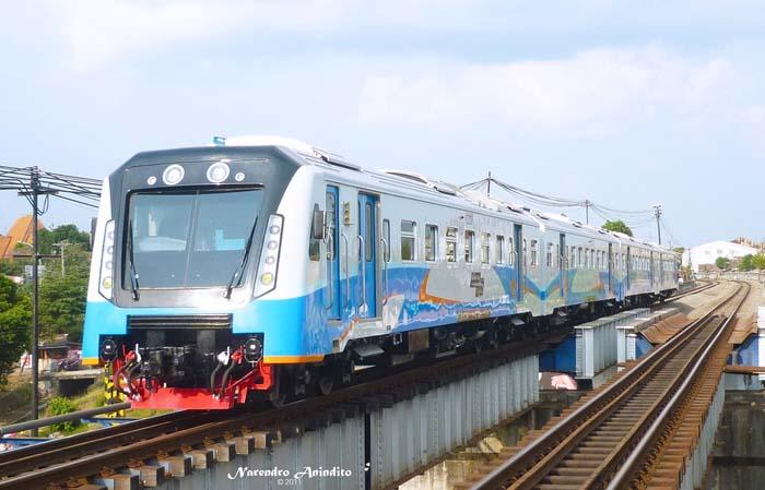 Beli Tiket Kereta Pakai TCASH