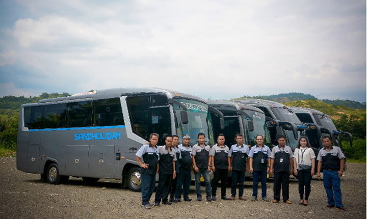 Jasa Sewa Bus