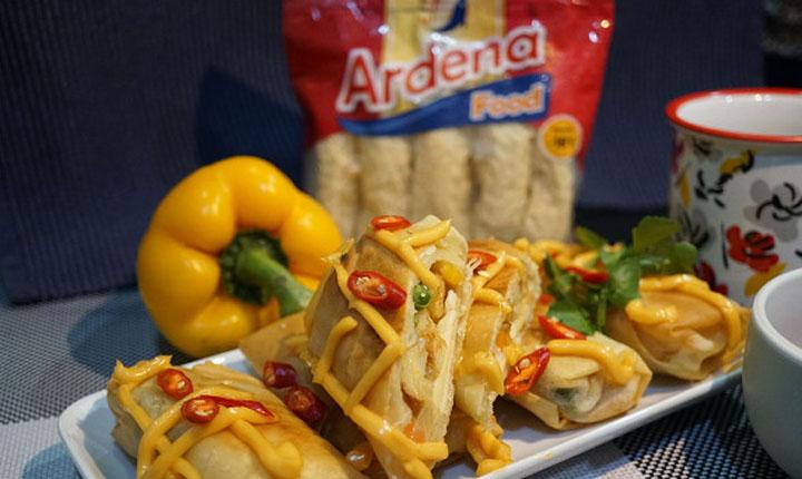 Perusahaan Ardena food